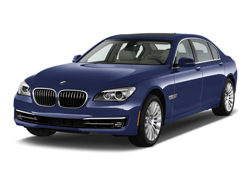 Slide 1 of 38: 2015 BMW 7 Series