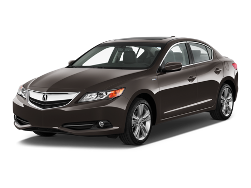 Slide 1 of 12: 2014 Acura ILX