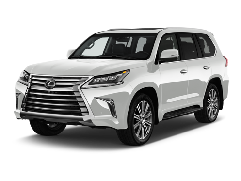 Slide 1 of 12: 2016 Lexus LX