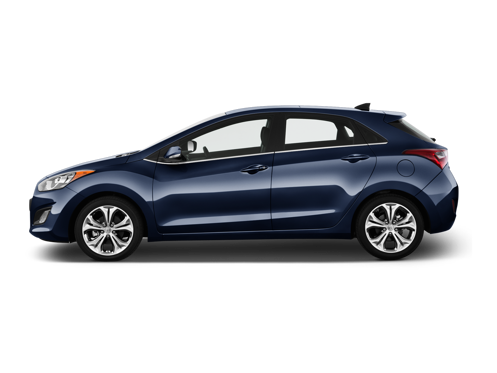 Slide 1 of 12: 2015 Hyundai Elantra GT