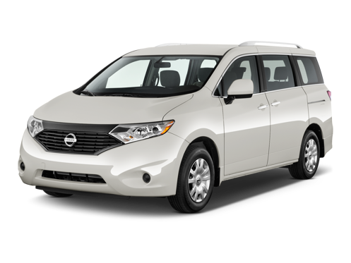 Slide 1 of 10: 2014 Nissan Quest