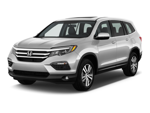 Slide 1 of 24: 2016 Honda Pilot
