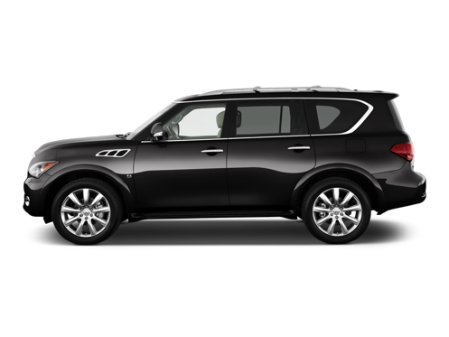 Slide 1 of 26: 2016 INFINITI QX80