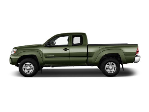 Slide 3 of 16: 2014 Toyota Tacoma