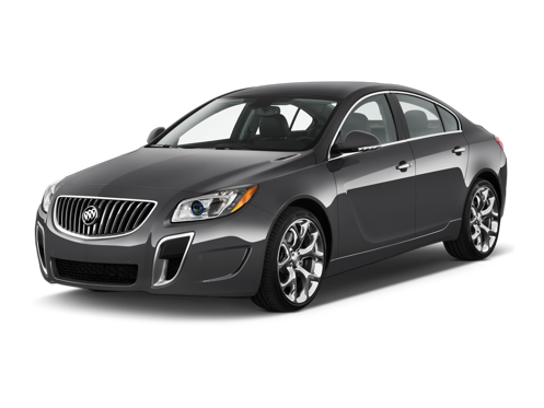 Slide 1 of 8: 2014 Buick Regal