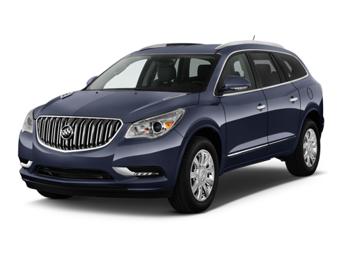 Slide 1 of 18: 2014 Buick Enclave