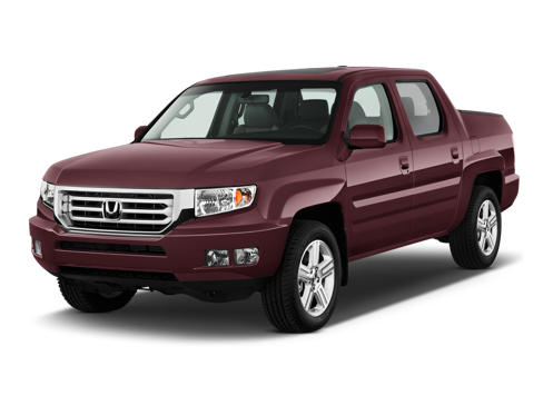 Slide 1 of 12: 2013 Honda Ridgeline