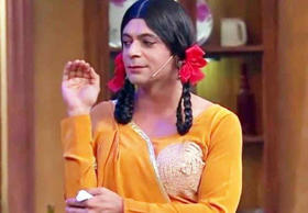 Comedian Sunil Grover first shot to instant fame with his Gutthi act on Comedy Nights With Kapil. Don't you just love Sunil as Gutthi?