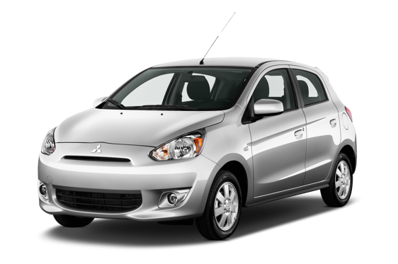 Slide 1 of 14: 2015 Mitsubishi Mirage
