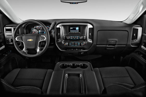 Slide 1 of 11: 2015 Chevrolet Silverado 1500