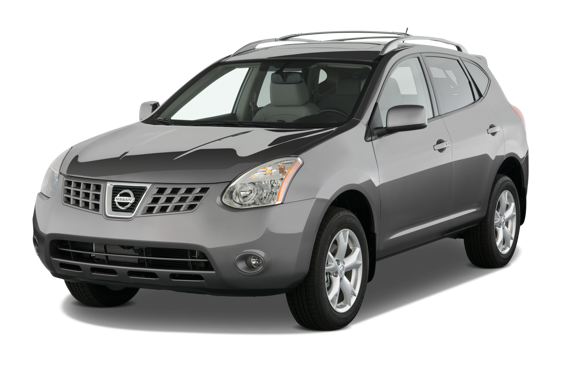 Slide 1 of 14: 2010 Nissan Rogue