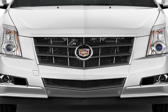 Slide 1 of 24: 2012 Cadillac CTS Coupe