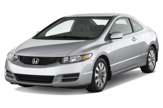 Slide 1 of 14: 2011 Honda Civic Coupe
