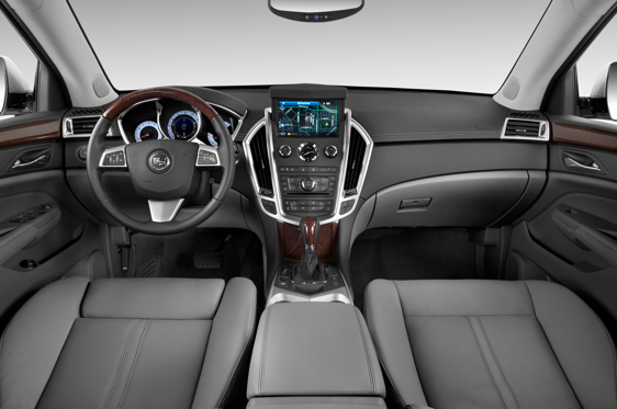Slide 1 of 11: 2010 Cadillac SRX