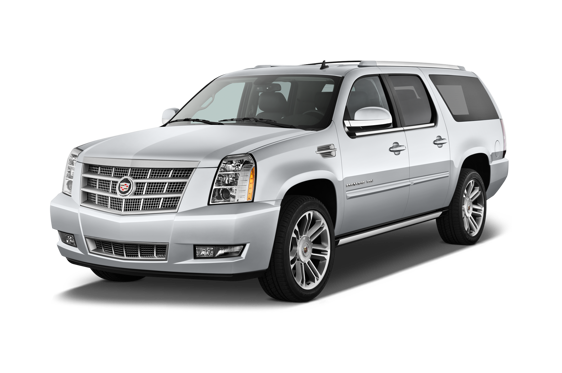 Slide 1 of 14: 2012 Cadillac Escalade ESV