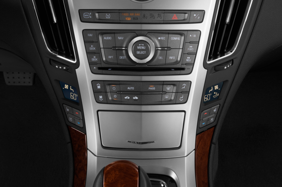 Slide 1 of 24: 2012 Cadillac CTS Sport Wagon