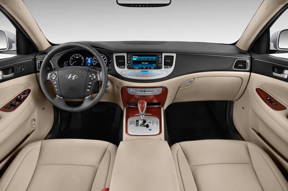 Slide 1 of 11: 2013 Hyundai Genesis