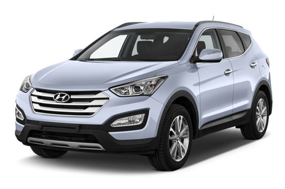 Slide 1 of 14: 2013 Hyundai Santa Fe XL