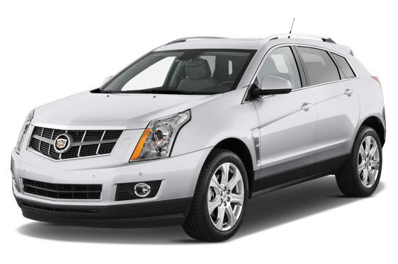 Slide 1 of 14: 2010 Cadillac SRX