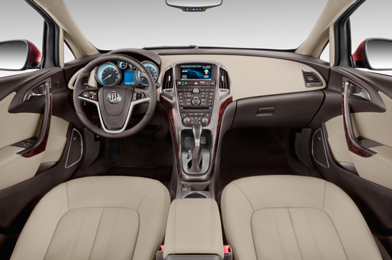 Slide 1 of 11: 2012 Buick Verano