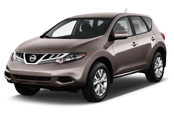 Slide 1 of 14: 2012 Nissan Murano