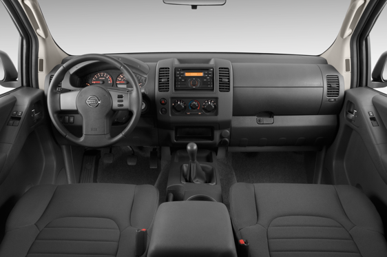 Slide 1 of 11: 2012 Nissan Frontier