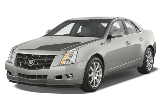 Slide 1 of 14: 2010 Cadillac CTS