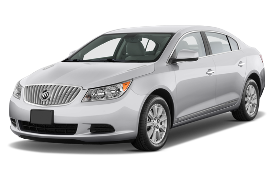 Slide 1 of 14: 2012 Buick LaCrosse
