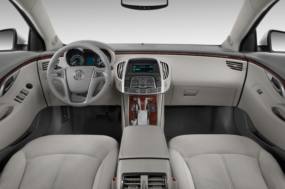 Slide 1 of 11: 2012 Buick LaCrosse