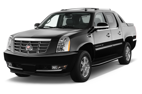 Slide 1 of 14: 2010 Cadillac Escalade EXT