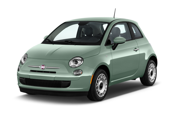 Slide 1 of 14: 2015 Fiat 500 Hatchback