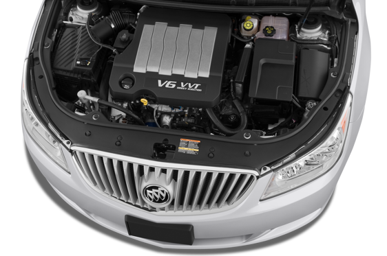 Slide 1 of 25: 2012 Buick LaCrosse