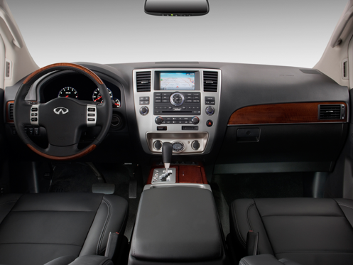 Slide 1 of 11: 2009 Infiniti QX56
