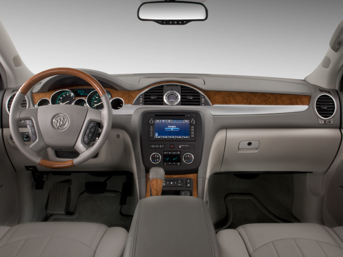 Slide 1 of 11: 2012 Buick Enclave