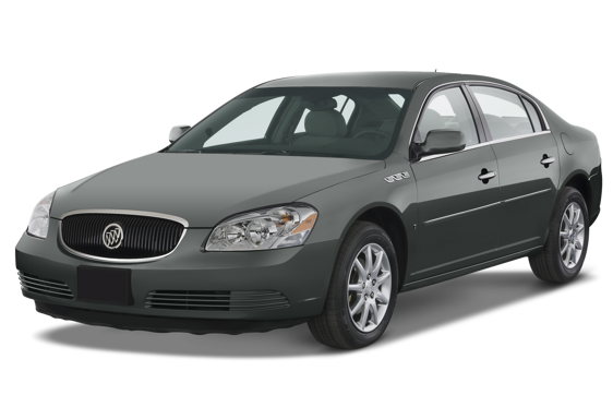 Slide 1 of 14: 2010 Buick Lucerne