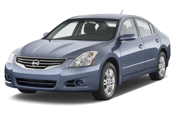 Slide 1 of 14: 2010 Nissan Altima Hybrid