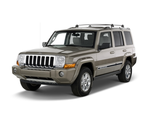 Slide 1 of 14: 2009 Jeep Commander