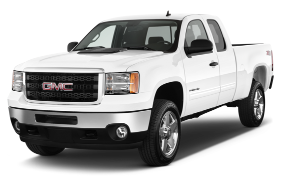 Slide 1 of 14: 2011 GMC Sierra 2500HD