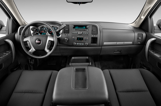 Slide 1 of 11: 2011 GMC Sierra 2500HD