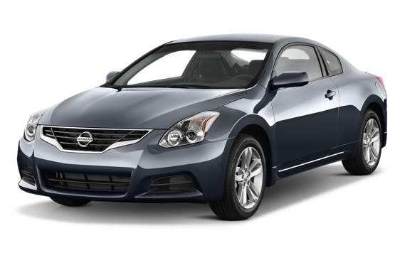 Slide 1 of 14: 2010 Nissan Altima Coupe