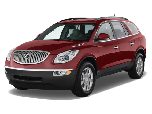 Slide 1 of 14: 2010 Buick Enclave