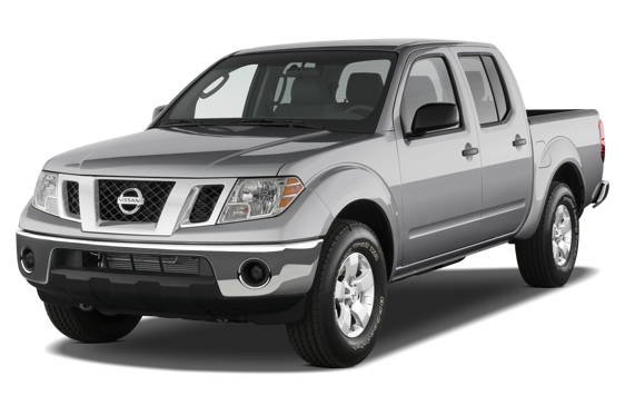 Slide 1 of 14: 2010 Nissan Frontier