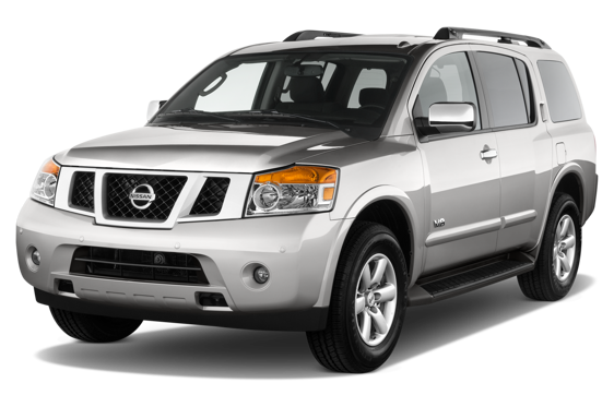Slide 1 of 14: 2012 Nissan Armada
