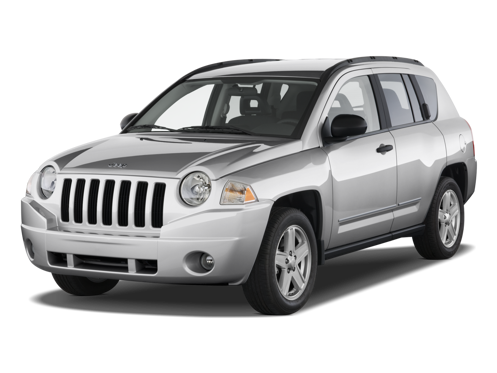 Slide 1 of 14: 2009 Jeep Compass