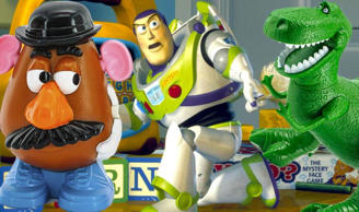 """Toy Story"" voices: Can you name the actor?"