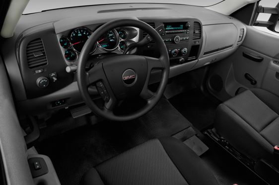 Slide 1 of 11: 2011 GMC Sierra 3500HD