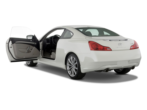 Slide 1 of 25: 2009 Infiniti G37 Coupe