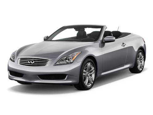 Slide 1 of 14: 2009 Infiniti G37 Convertible