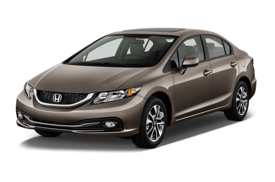 Slide 1 of 14: 2013 Honda Civic Sedan
