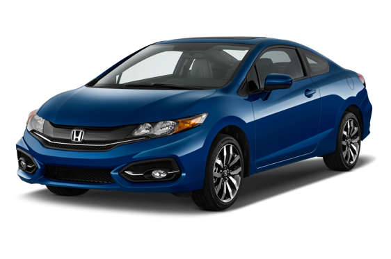 Slide 1 of 14: 2013 Honda Civic Coupe